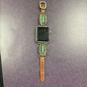 Selling Apple Watch western band size 42